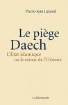 """Couverture du livre : """"Le piège Daech"""""""