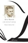 """Couverture du livre : """"Crispations"""""""