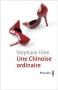 """Couverture du livre : """"Une chinoise ordinaire"""""""