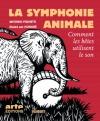 """Couverture du livre : """"La symphonie animale"""""""
