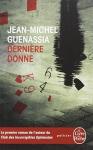 """Couverture du livre : """"Dernière donne"""""""