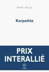 """Couverture du livre : """"Karpathia"""""""