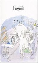 """Couverture du livre : """"César"""""""