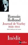 """Couverture du livre : """"Journal de Vézelay"""""""
