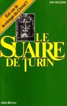 """Couverture du livre : """"Le suaire de Turin"""""""