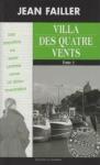 """Couverture du livre : """"Villa des Quatre Vents"""""""