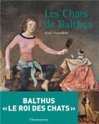 """Couverture du livre : """"Les chats de Balthus"""""""