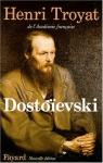 """Couverture du livre : """"Dostoïevski"""""""