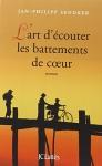 """Couverture du livre : """"L'art d'écouter les battements de coeur"""""""