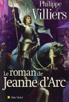 """Couverture du livre : """"Le roman de Jeanne d'Arc"""""""