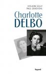 """Couverture du livre : """"Charlotte Delbo"""""""