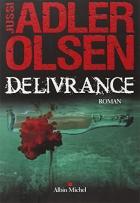 """Couverture du livre : """"Délivrance"""""""
