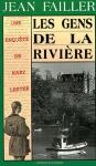 """Couverture du livre : """"Les gens de la rivière"""""""