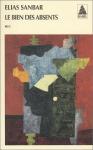 """Couverture du livre : """"Le bien des absents"""""""
