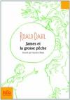 """Couverture du livre : """"James et la grosse pêche"""""""