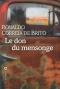 """Couverture du livre : """"Le don du mensonge"""""""