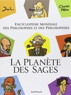 """Couverture du livre : """"La planète des sages"""""""