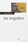 """Couverture du livre : """"Les singuliers"""""""