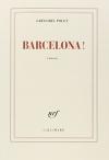 """Couverture du livre : """"Barcelona !"""""""