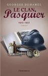 """Couverture du livre : """"La passion de Joseph Pasquier"""""""