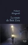 """Couverture du livre : """"La route de Beit Zera"""""""
