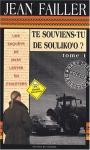 """Couverture du livre : """"Te souviens-tu de Souliko'o ?"""""""