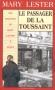 """Couverture du livre : """"Le passager de la Toussaint"""""""