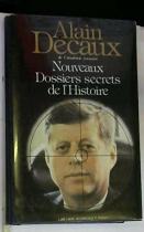 """Couverture du livre : """"Nouveaux dossiers secrets"""""""