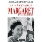 """Couverture du livre : """"La véritable Margaret d'Angleterre"""""""