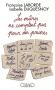 """Couverture du livre : """"Les mûres ne comptent pas pour des prunes"""""""