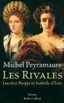 """Couverture du livre : """"Les rivales"""""""