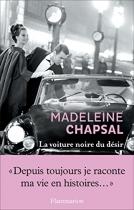 """Couverture du livre : """"La voiture noire du désir"""""""