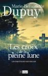 """Couverture du livre : """"Les croix de la pleine lune"""""""