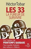 """Couverture du livre : """"Les 33"""""""