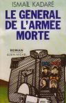 """Couverture du livre : """"Le Général de l'armée morte"""""""