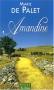 """Couverture du livre : """"Amandine"""""""