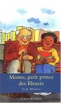 """Couverture du livre : """"Momo, petit prince des Bleuets"""""""