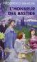 """Couverture du livre : """"L'honneur des Bastide"""""""