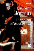 """Couverture du livre : """"L'espion d'Austerlitz"""""""