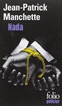 """Couverture du livre : """"Nada"""""""