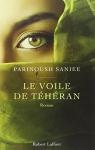 """Couverture du livre : """"Le voile de Téhéran"""""""