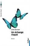 """Couverture du livre : """"Un échange risqué"""""""