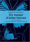 """Couverture du livre : """"Un baiser d'ailes bleues"""""""
