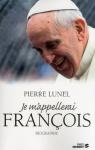"""Couverture du livre : """"Je m'appellerai François"""""""