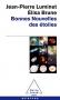 """Couverture du livre : """"Bonnes nouvelles des étoiles"""""""