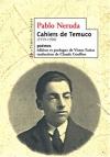 """Couverture du livre : """"Cahiers de Temuco"""""""