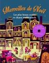 """Couverture du livre : """"Merveilles de Noël"""""""