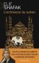 """Couverture du livre : """"L'architecte du sultan"""""""