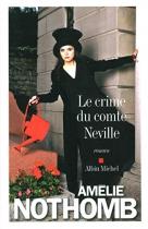 """Couverture du livre : """"Le crime du Comte Neville"""""""