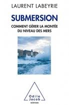 """Couverture du livre : """"Submersion"""""""